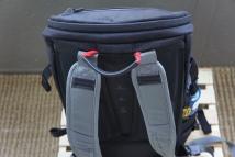 Articulating shoulder straps